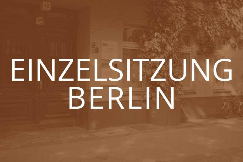 EINZELSITZUNG BERLIN
